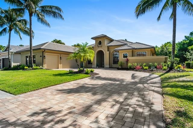 14842 Tybee Island DR, Naples, FL 34119 - #: 221026595