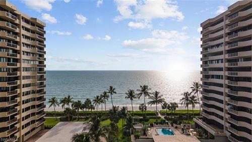 Photo of 4001 Gulf Shore BLVD N #405, NAPLES, FL 34103 (MLS # 220034600)