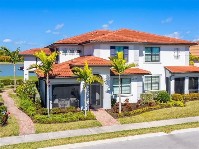 1443 Santiago CIR #2202, Naples, FL 34113 - #: 221009603