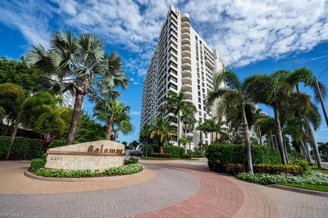 4451 Gulf Shore BLVD N #803, Naples, FL 34103 - #: 220042605