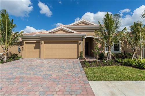 Photo of 2851 Royal Gardens AVE, FORT MYERS, FL 33916 (MLS # 219061617)
