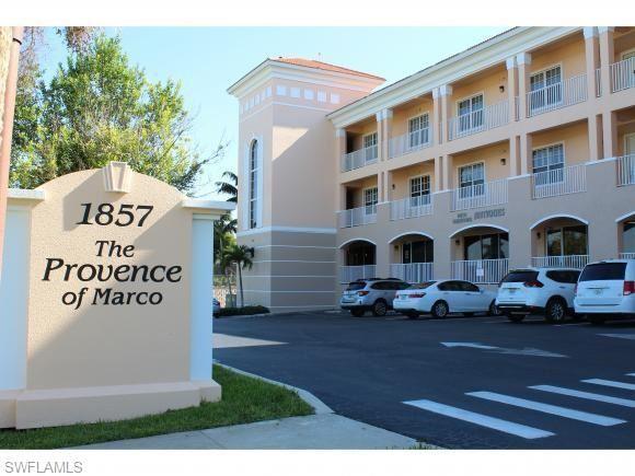 1857 San Marco RD #A-304, Marco Island, FL 34145 - MLS#: 221003618