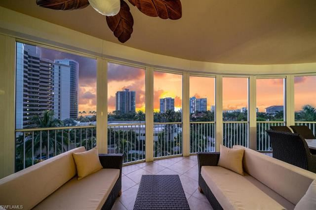 4501 GULF SHORE BLVD N #504, Naples, FL 34103 - #: 220058619