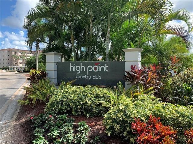 53 High Point CIR W #208, Naples, FL 34103 - #: 221020620