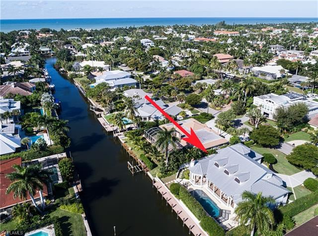 580 16th AVE S, Naples, FL 34102 - #: 219081645