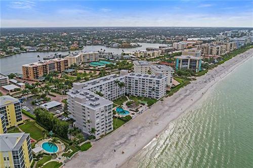 Photo of 3443 Gulf Shore BLVD N #313, NAPLES, FL 34103 (MLS # 220030663)