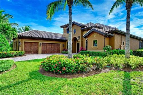 Photo of 6524 Costa CIR, NAPLES, FL 34113 (MLS # 221000664)