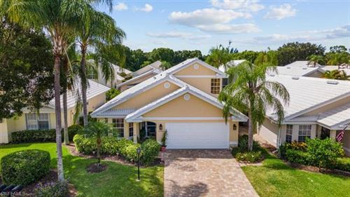 Photo of 1590 Weybridge CIR #52, NAPLES, FL 34110 (MLS # 220048670)
