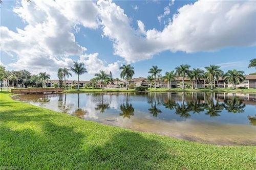 Photo of 1020 Palm View DR #C-103, NAPLES, FL 34110 (MLS # 220075686)