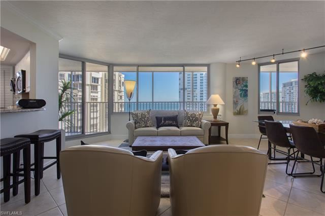 4041 Gulf Shore BLVD N #1005, Naples, FL 34103 - #: 220037687