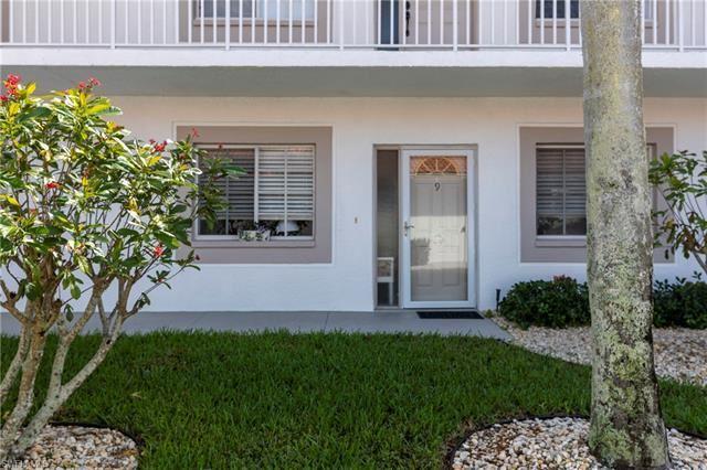 186 Gabriel CIR #9, Naples, FL 34104 - MLS#: 221015687