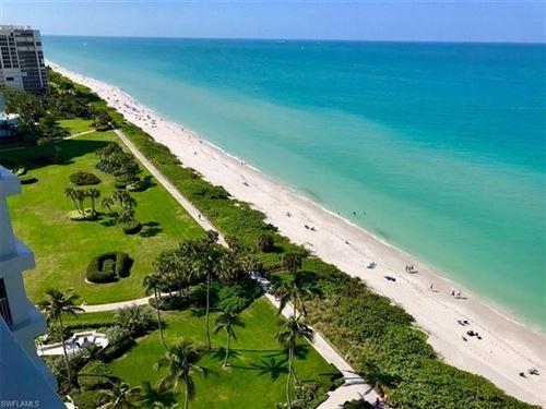 Photo of 4301 Gulf Shore BLVD N #1902, NAPLES, FL 34103 (MLS # 221024697)