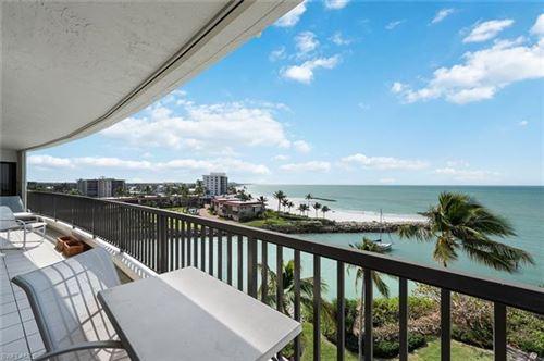 Photo of 2351 Gulf Shore BLVD N #705, NAPLES, FL 34103 (MLS # 221013709)