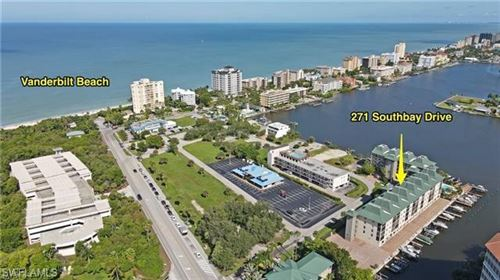 Photo of 271 Southbay DR #Apt 243, NAPLES, FL 34108 (MLS # 221042714)