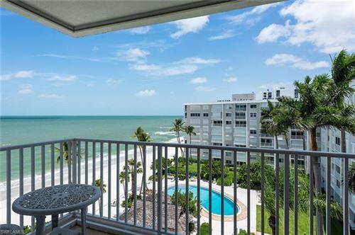 Photo of 3443 Gulf Shore BLVD N #714, NAPLES, FL 34103 (MLS # 220043724)