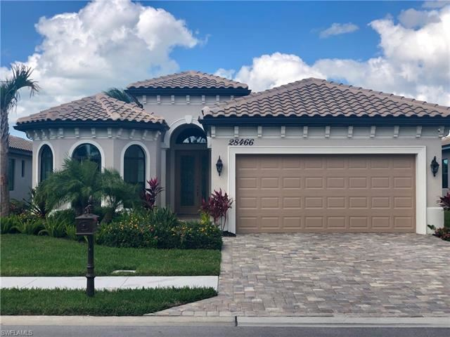 Photo for 28466 Tasca DR, BONITA SPRINGS, FL 34135 (MLS # 219012724)