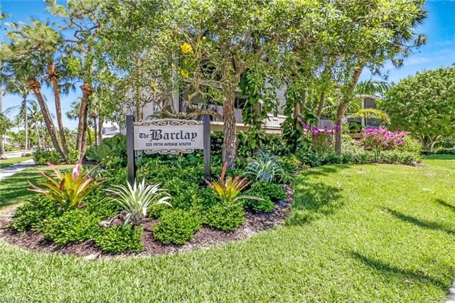 Photo for 225 5th AVE S #202, NAPLES, FL 34102 (MLS # 220027731)