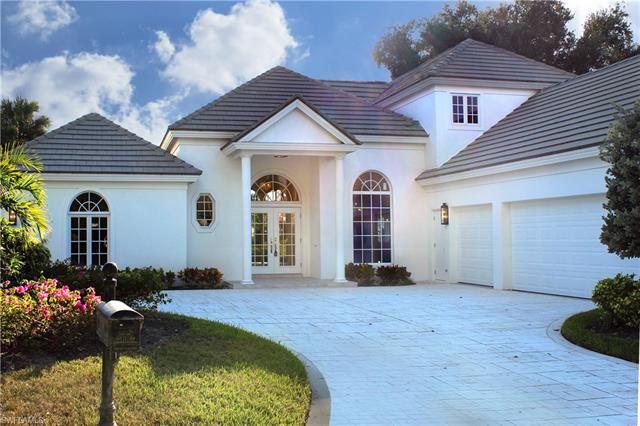 700 Pine Creek LN, Naples, FL 34108 - #: 220012740