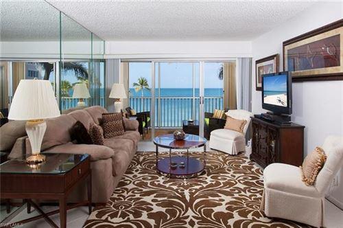 Photo of 3443 Gulf Shore BLVD N #507, NAPLES, FL 34103 (MLS # 220034745)
