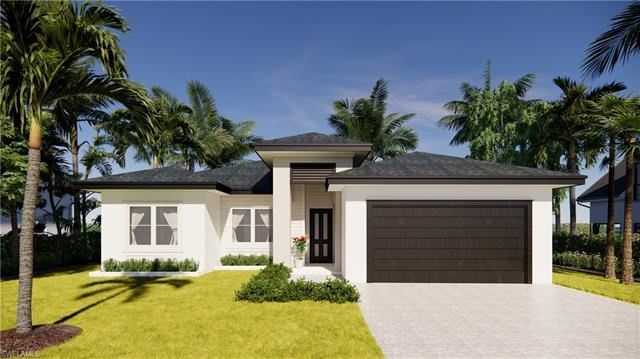 301 NW 22nd PL, Cape Coral, FL 33993 - #: 221062752