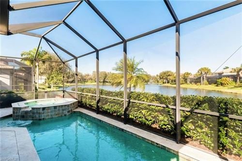 Photo of 9113 Troon Lakes DR, NAPLES, FL 34109 (MLS # 219083754)