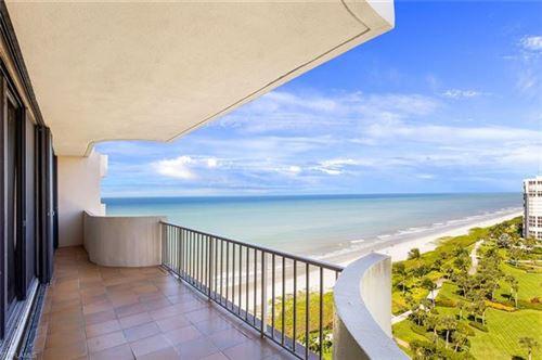 Photo of 4005 Gulf Shore BLVD N #PH 5, NAPLES, FL 34103 (MLS # 220069768)