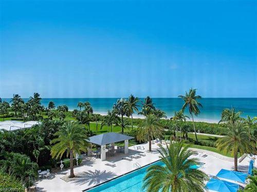 Photo for 4051 Gulf Shore BLVD N #406, NAPLES, FL 34103 (MLS # 220060785)