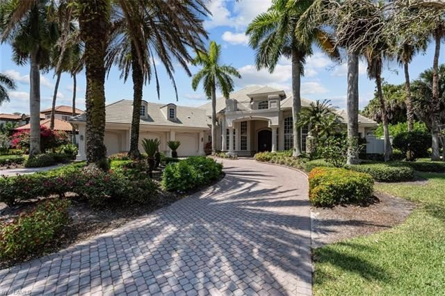 8699 Purslane DR, Naples, FL 34109 - #: 221029786