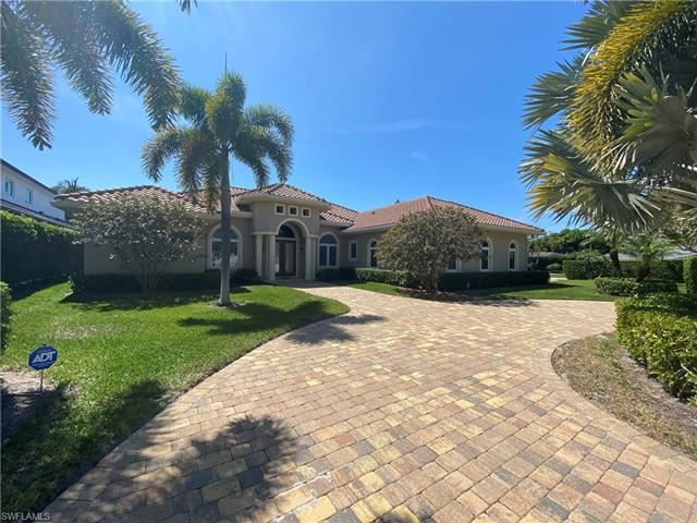 690 Regatta CT, Naples, FL 34103 - #: 221023791