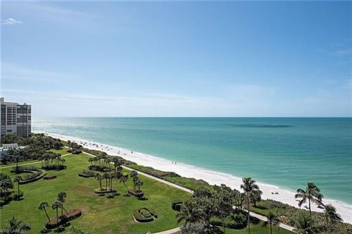 Photo of 4301 Gulf Shore BLVD N #1104, NAPLES, FL 34103 (MLS # 220000792)