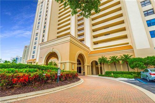 Photo of 6585 Nicholas BLVD #1104, NAPLES, FL 34108 (MLS # 220076792)