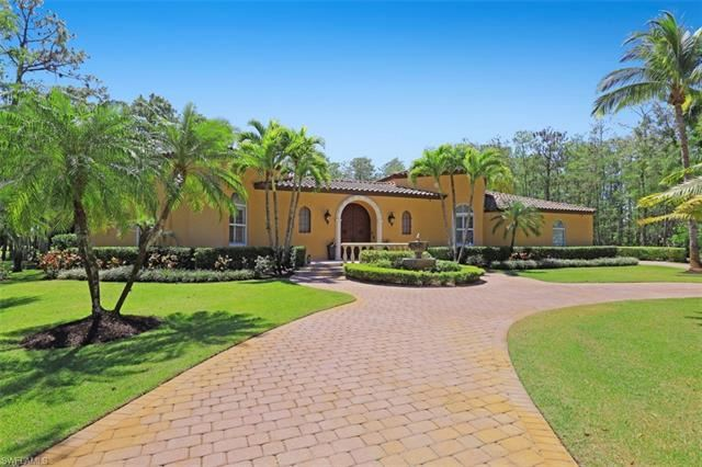 4256 Silver Fox DR, Naples, FL 34119 - #: 221025800