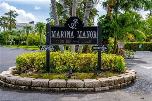 Tiny photo for 1100 8th AVE S #302A, NAPLES, FL 34102 (MLS # 220063804)