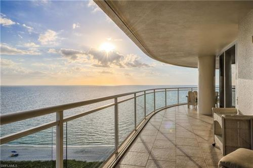 Photo of 11125 GULF SHORE DR 1003, NAPLES, FL 34108 (MLS # 218071829)