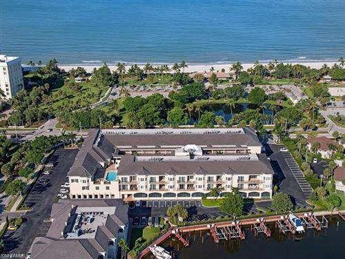 Photo of 1400 Gulf Shore BLVD N #307, NAPLES, FL 34102 (MLS # 221000841)