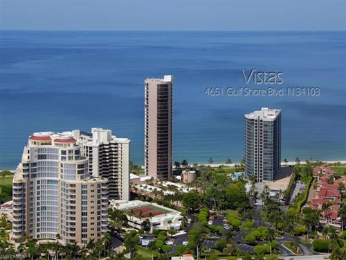 Photo of 4651 Gulf Shore BLVD N #205, NAPLES, FL 34103 (MLS # 221000842)