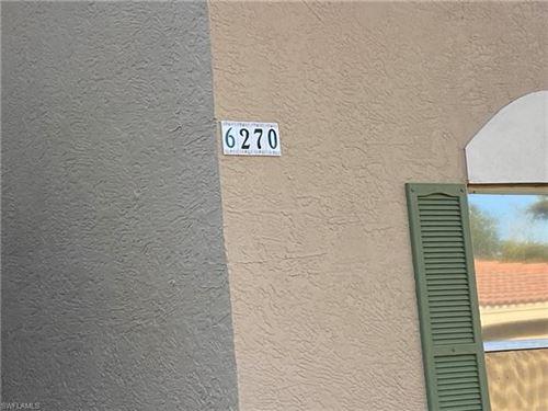 Photo of 6270 Huntington Lakes CIR #103, NAPLES, FL 34119 (MLS # 220022844)
