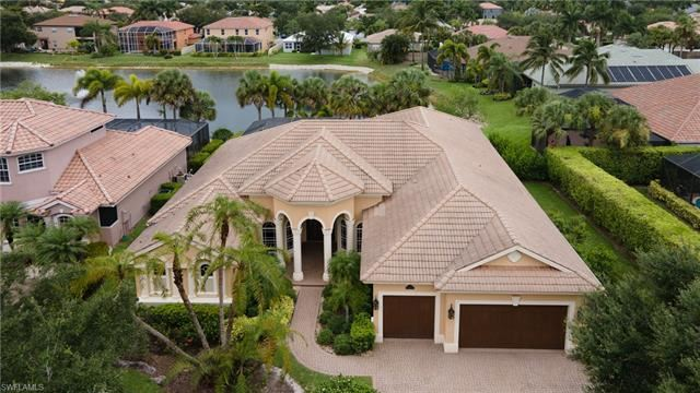 14861 Tybee Island DR, Naples, FL 34119 - #: 221047852