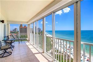 Photo of 9051 Gulf Shore DR 1001, NAPLES, FL 34108 (MLS # 219035860)