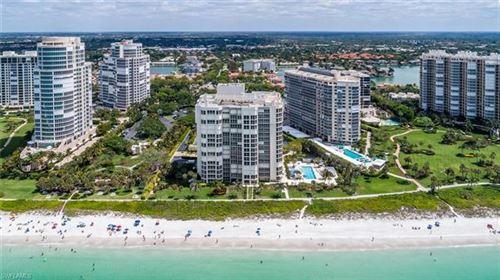 Photo of 4051 Gulf Shore BLVD N #705, NAPLES, FL 34103 (MLS # 220021860)