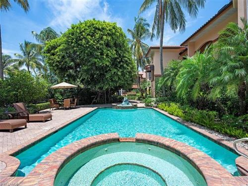 Tiny photo for 623 3rd ST S, NAPLES, FL 34102 (MLS # 220052861)