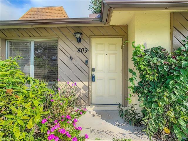 Photo of 809 Palm View DR #8, NAPLES, FL 34110 (MLS # 221055862)