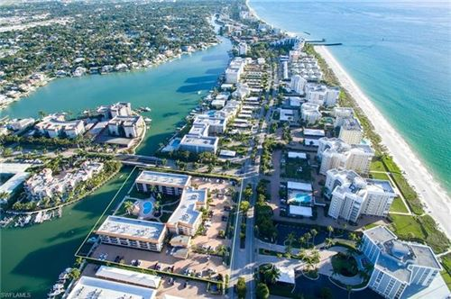 Photo of 2900 Gulf Shore BLVD N #212, NAPLES, FL 34103 (MLS # 220001863)