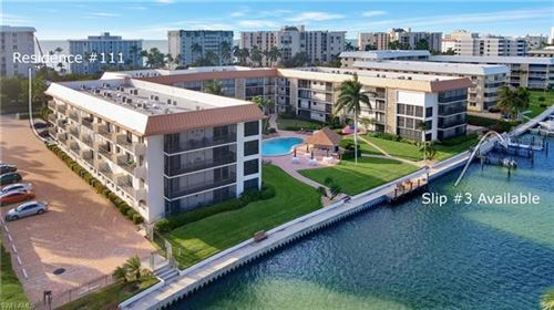 Photo of 2900 Gulf Shore BLVD N #111, NAPLES, FL 34103 (MLS # 220070868)