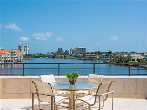Photo for 4400 Gulf Shore BLVD N #6-604, NAPLES, FL 34103 (MLS # 220046872)