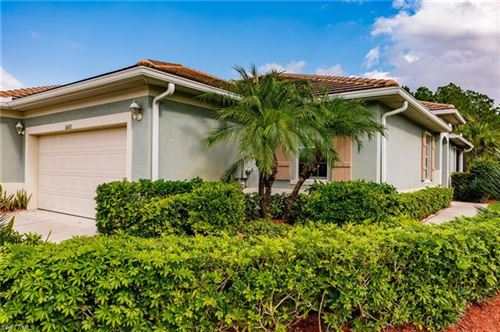 Photo of 10473 Materita DR, FORT MYERS, FL 33913 (MLS # 220074892)