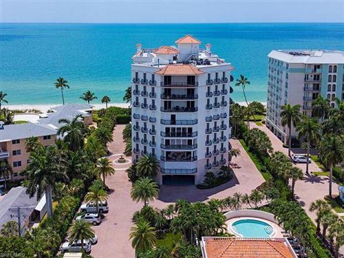 Photo of 1221 Gulf Shore BLVD N #401, NAPLES, FL 34102 (MLS # 221037901)