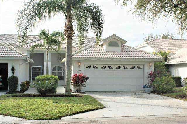 2266 Stacil CIR #3, Naples, FL 34109 - #: 220061911
