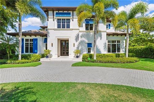 Photo of 590 Palm CIR E, NAPLES, FL 34102 (MLS # 221070912)