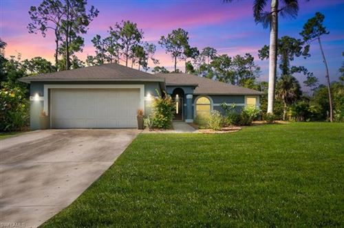 Photo of 4110 1st AVE NW, NAPLES, FL 34119 (MLS # 221054920)
